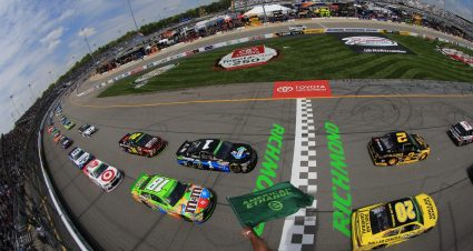 NASCAR GREEN – AN INDUSTRY EFFORT