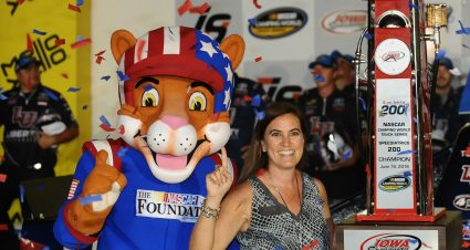 The NASCAR Foundation Appoints Nichole Krieger as Executive Director