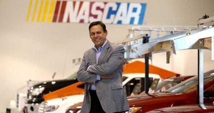 NASCAR announces leadership promotions