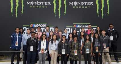 NASCAR Diversity Internship Program Welcomes Largest Class Since Inception