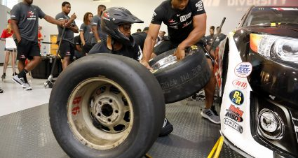 College athletes selected to join NASCAR Drive for Diversity Pit Crew Development Program