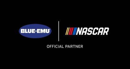 NASCAR, Blue-Emu announce multi-year official partnership