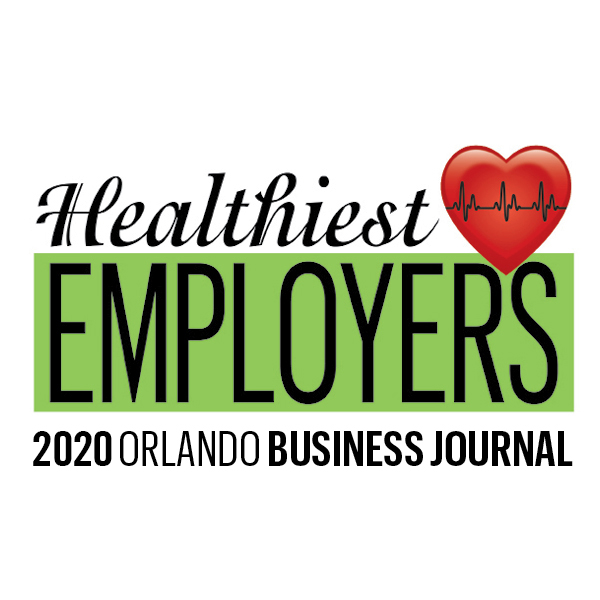 Healthiest Employers 2020 Logo